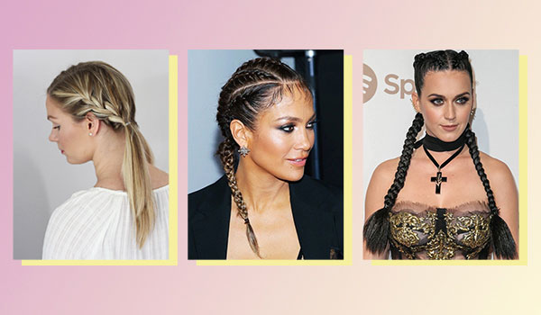 6 Double Braid Hairstyles Bebeautiful