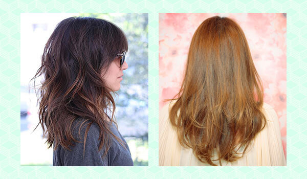 6 Layered Haircuts Bebeautiful