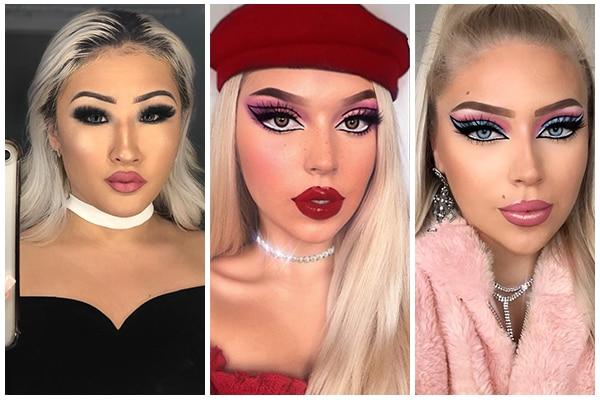 Instagram S Bratz Makeup Challenge