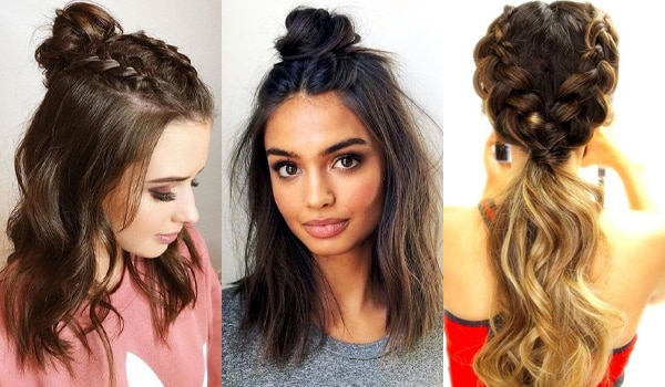 The Top Trending Haircuts That You Want To Try In 2019: Recreate These Zillion Cute Hairstyles For Girls With