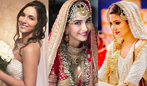 bb3383add9 Bridal Looks | Traditional Makeup and Hairstyles of Various Cultures in  India