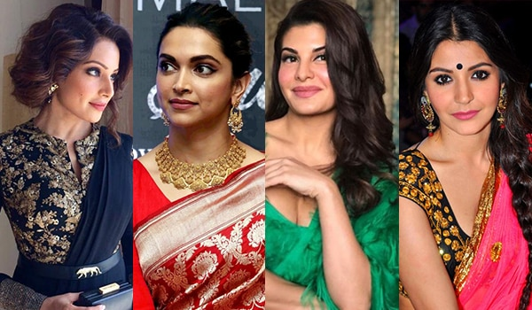 Celeb Inspired Hairstyles To Complement Your Saree This Wedding Season