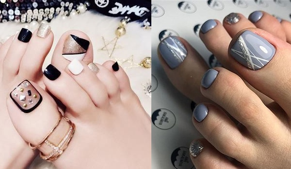 Toe nail art designs that are too cute to resist