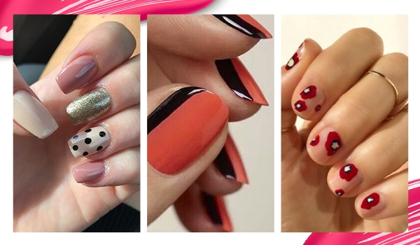 You Will Want to DIY These Easy Nail Polish Designs Art, Like now!