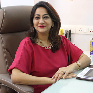Dr. Parul Khot - Dermatologist   DNB, MBBS