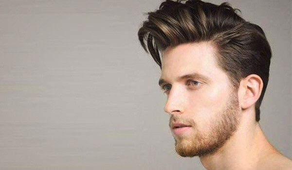 how to style the pompadour men s hairstyle bebeautiful