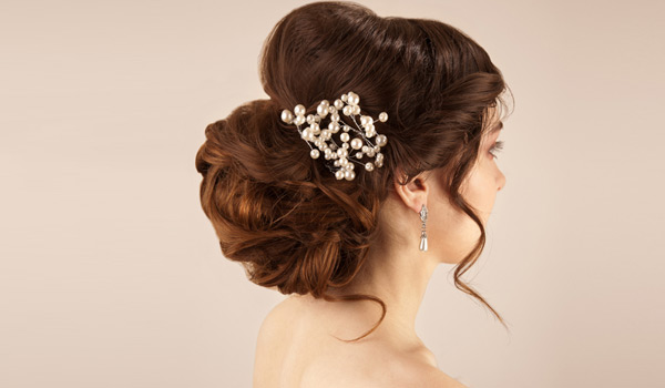 Indian Bridal Juda Hairstyles Bebeautiful