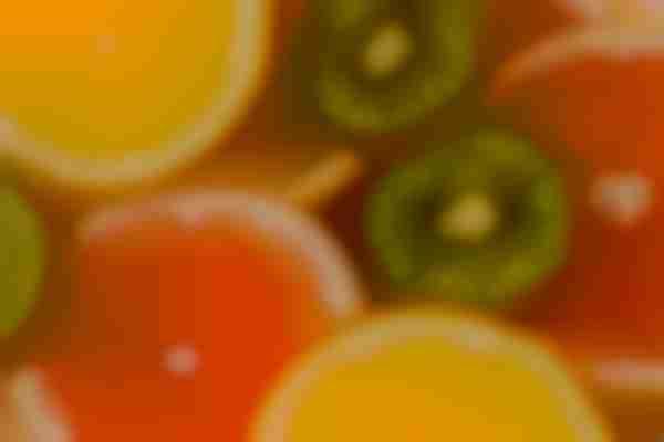 Orange peel + kiwi + lemon juice