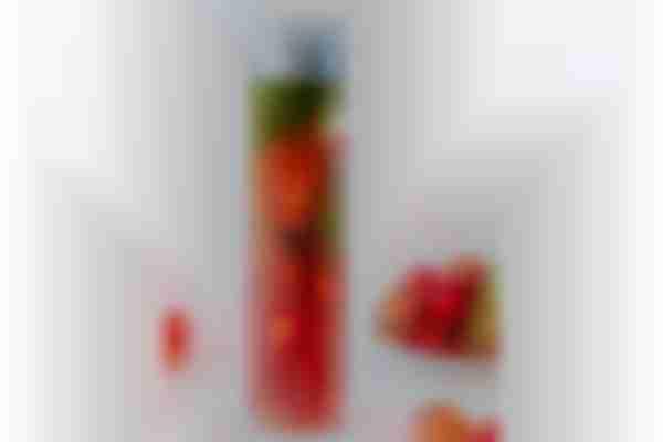 03. Strawberry + Mint