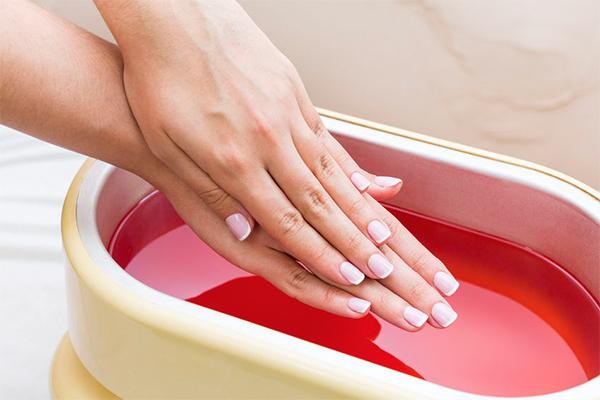 But before we begin, what exactly is a hot oil manicure?