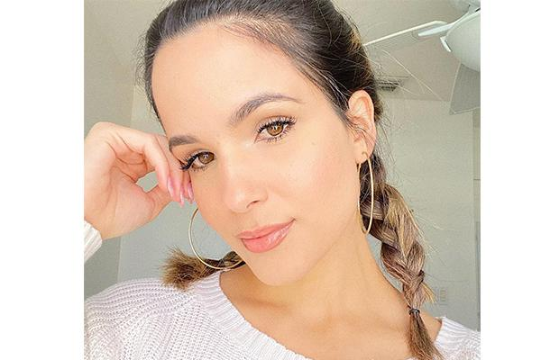 Pigtails braid hairstyle for short hair