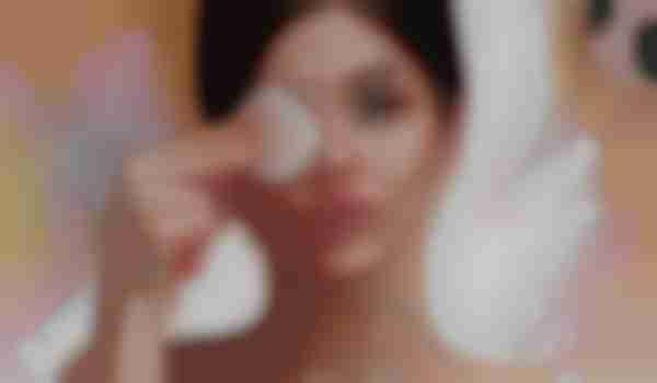 DIY eye makeup remover for stubborn, waterproof makeup