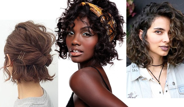 Cute Haircuts And Hairstyles For Short Curly Hair